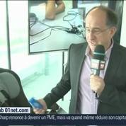 Le Lab 01net.com présente le siège auto connecté pour bébé d'Intel