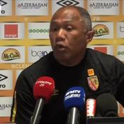 Le coup de gueule d'Antoine Kombouaré envers les anciens du RC Lens