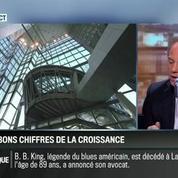 Le parti pris d'Hervé Gattegno : L'optimisme de François Hollande va peut-être finir par payer