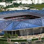 Les Girondins de Bordeaux, locataires de leur stade
