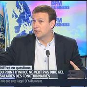 Jean-Charles Simon : Fonctionnaires: Marylise Lebranchu maintient le gel du point d'indice
