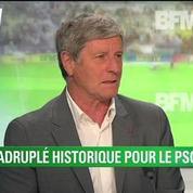 Auxerre / PSG: le débriefing de la Dream Team