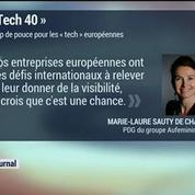 Tech40: top départ pour l'indice des technos européennes!
