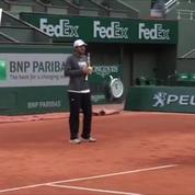 La Nishikori mania bat son plein à Roland-Garros