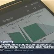 Le test du Moto G 4G de Motorola par le Lab 01net.com
