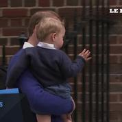 Royal Baby : George rend visite à sa petite soeur