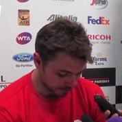 Stan Wawrinka heureux mais confiant pour Nadal à Roland-Garros