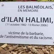 Bagneux: la plaque en mémoire d'Ilan Halimi reprend sa place