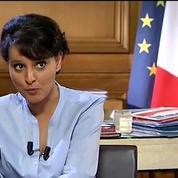 Réforme du collège: Najat Vallaud-Belkacem admet qu'elle n'a pas été irréprochable