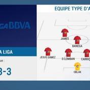 Liga : L'équipe-type du mois d'avril