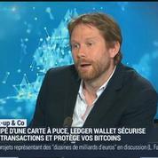 Start-up & Co: Ledger Wallet, un portefeuille électronique qui sécurise les bitcoins