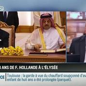 Le parti pris d'Hervé Gattegno : Après trois ans à l'Élysée, Hollande n'a rien à fêter
