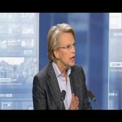 Mistral: Michèle Aliot-Marie dénonce une incapacité à faire entendre raison à Vladimir Poutine