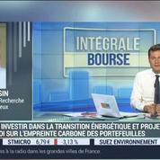 Quel rôle les investisseurs privés jouent-ils dans le financement de la transition énergétique ?: Stéphane Voisin