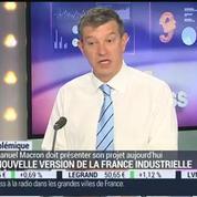 Nicolas Doze: Emmanuel Macron va présenter la nouvelle version de la France industrielle