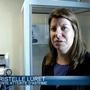 Journée mondiale de l'asthme: 4 millions de Français concernés