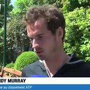 Djokovic et Murray arrivent confiants à Paris