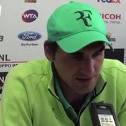 Djokovic n'est pas injouable (Roger Federer)