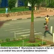 Au Burundi, rafales de tirs à proximité de la radio nationale