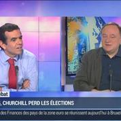 Jean-Marc Daniel: Eléctions de 1945: L'humiliante défaite de Churchill –