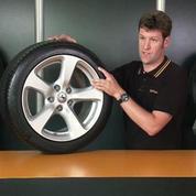 Le marquage des pneus