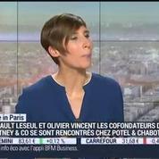 Made in Paris de Thibault Leseul et Olivier Vincent, Chutney and Co