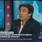 Les réseaux sociaux représentent-ils une menace pour l'image des marques ?: Olivier Sebag, Laurent Buanec, Marion Delbos et Frédéric Simottel