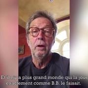 L'émouvant hommage d'Eric Clapton à B.B. King