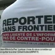 Journée de la liberté de la presse: RSF fête ses 30 ans