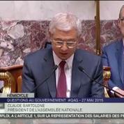 Assemblée : l'hommage de Bartolone à Jean Zay