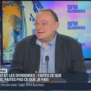 Jean-Marc Daniel: L'Etat actionnaire demande-t-elle trop de dividendes aux entreprises ?
