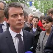 Valls à propos de Todd: Ce type de propos déshonorent leur auteur