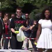 Serena Williams est prête pour Roland Garros