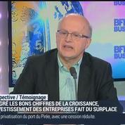 France: la destruction d'emplois se poursuit au premier trimestre: Jean-Paul Betbeze