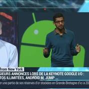Live from New York: Google a dévoilé ses nouvelles fonctionnalités