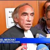 Clichy-sous-Bois: Pour les policiers, c'est la fin d'un chemin de croix, estime leur avocat