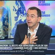 La loi Macron est un faux-semblant de réforme: Bruno Retailleau