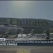 Les chiffres record d'Emirates