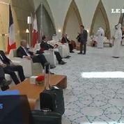 Rafale : François Hollande est arrivé au Qatar