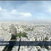 Le nouveau Palais de Justice de Paris