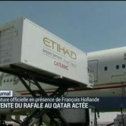 La vente du Rafale au Qatar actée