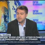 Reviens Léon: un appel destiné aux entrepreneurs français expatriés: Frédéric Mazella –