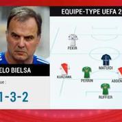 Le Onze de Ligue 1 2015 de l'UEFA