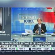 Élections britanniques: le marché salue la victoire de David Cameron: Fabrice Montagné
