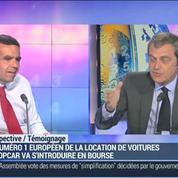 Sur quoi le succès d'Europcar repose-t-il ? : Philippe Germond