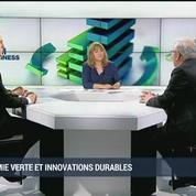 Chimie verte et innovations durables (1/2): Patricia Laurent, Claude Roy, Yvon le Henaff et Frédéric Martel –