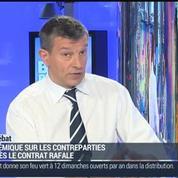 Nicolas Doze: François Hollande a-t-il réellement sacrifié Air France pour favoriser la vente des Rafales?