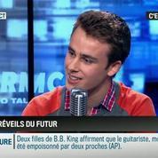 La chronique d'Anthony Morel: Les réveils du futur