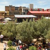 Canteen at Arts on Main, Maboneng - La visite de Johannesburg