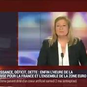 Bruxelles va-t-il relever sa prévision de croissance pour la France en 2015 ?: Jacques Mistral, Lionel Fontagné, Éric Woerth et Emmanuel Lechypre (2/2) –